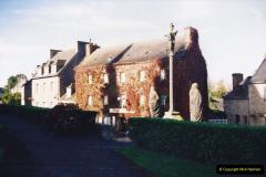 1994 France - October. (21) St. Thegonnec. 21