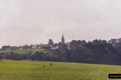 1994 France - October. (64) le Diben Church.60