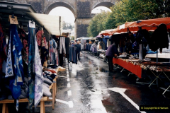 1994 France - October. (78) Morlaix and market. 78