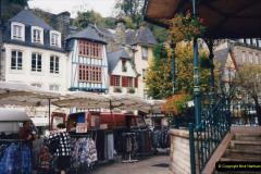 1994 France - October. (81) Morlaix and market. 81