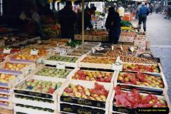 1994 France - October. (84) Morlaix and market. 84