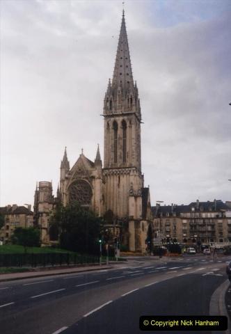 1995 France May - June. (2) Caen.02