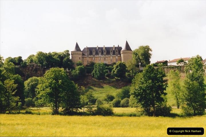 1995 France May - June. (30) Lusac. 30