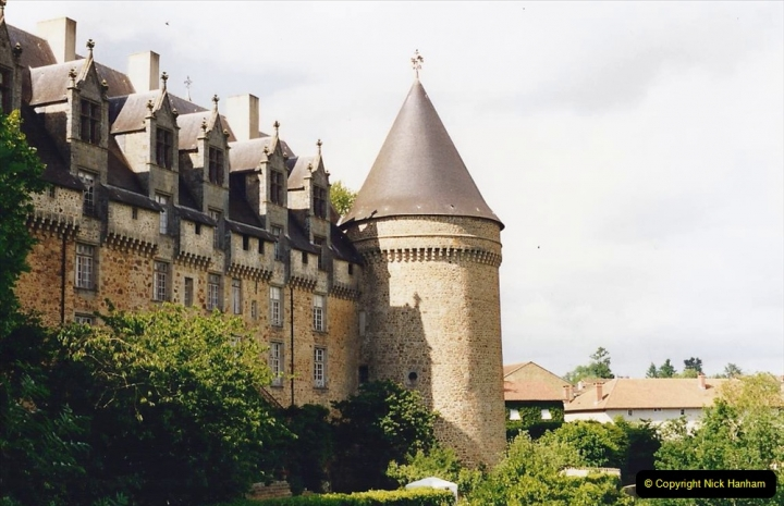 1995 France May - June. (31) Lusac. 31