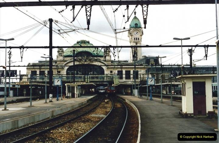 1995 France May - June. (32) Limoges SNCF. 32