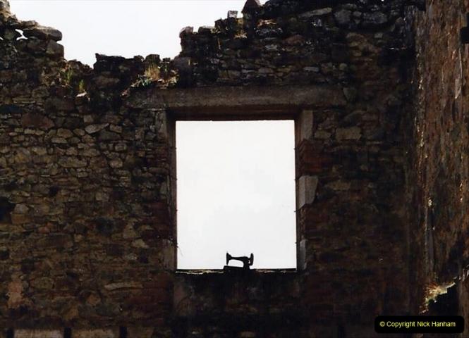 1995 France May - June. (44) Return visit to Oradour - Sur - Glane. 44