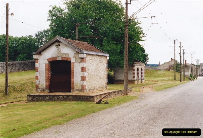 1995 France May - June. (48) Return visit to Oradour - Sur - Glane. 48