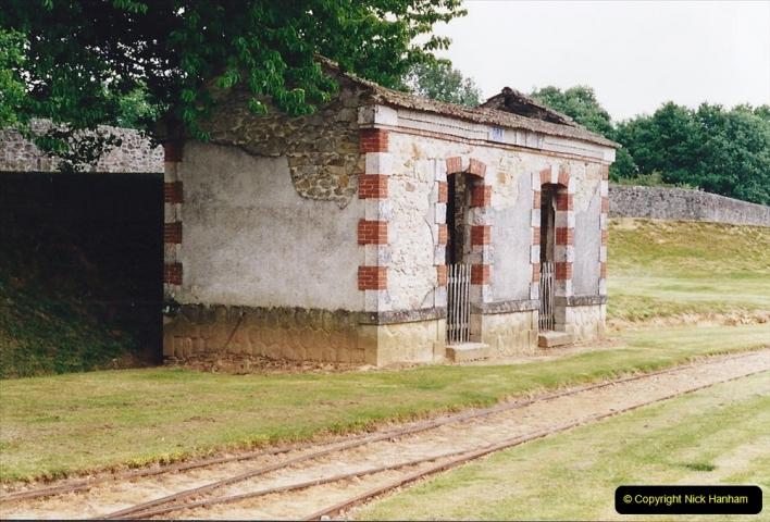 1995 France May - June. (49) Return visit to Oradour - Sur - Glane. 49