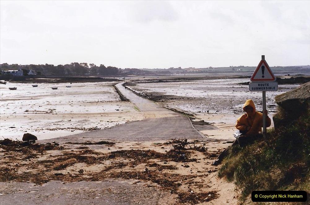 1995 France October. (18) Callot Island. 18