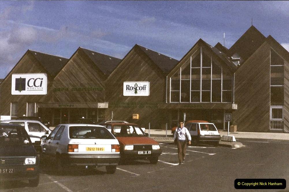 1995 France October. (39) Roscoff. 39
