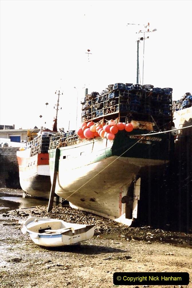 1995 France October. (49) Roscoff. 49