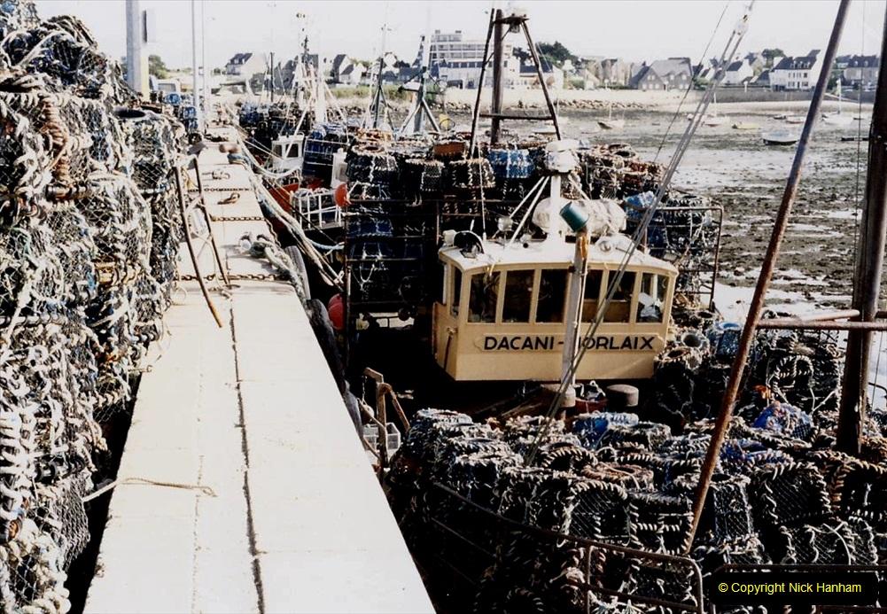 1995 France October. (52) Roscoff. 52