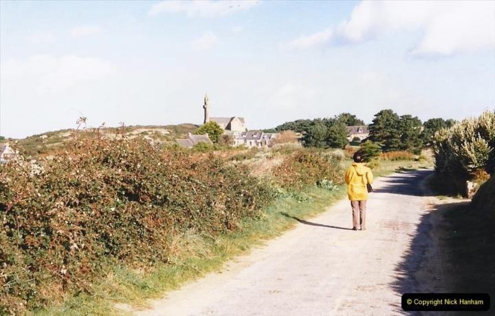 1995 France October. (14) Callot Island. 14