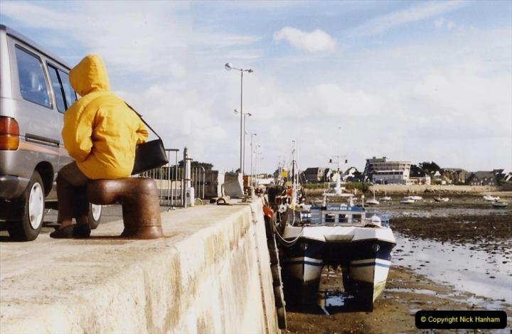 1995 France October. (54) Roscoff. 54