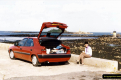 1995 France October. (45) Roscoff. 45