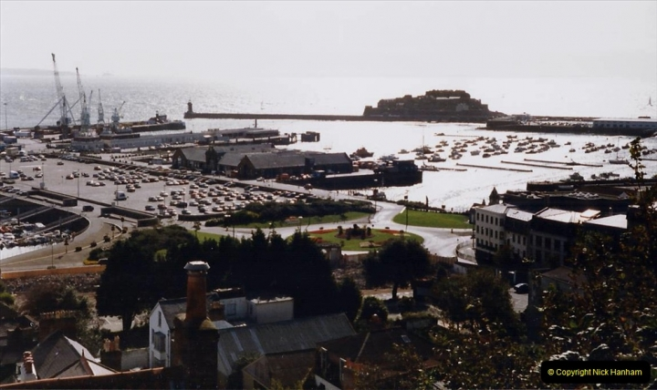 1999 September for a short dtay in Guernsey with friends. (62) 62