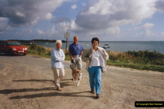 1999 September for a short dtay in Guernsey with friends. (5) 05