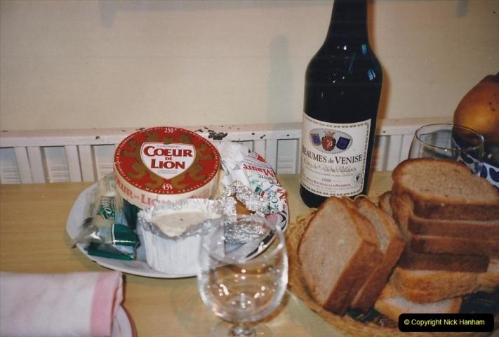 2000 France in September. (47) Packing for return journey. 47