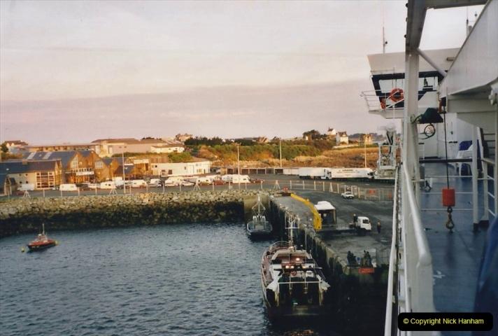 2000 France in September. (48) Leaving Roscoff. 48