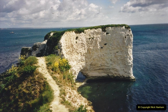 2000 Miscellaneous. (117) Your Host's Wife take a party of friends to Studland, Dorset. 118