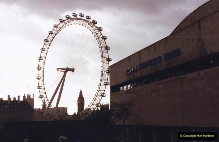 2000 Miscellaneous. (15) London February. 015