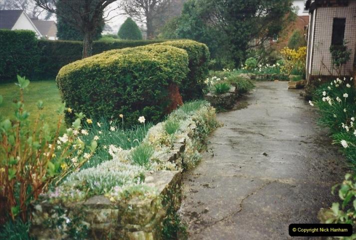 2000 Miscellaneous. (35) A New Milton, Hampshire garden. 035