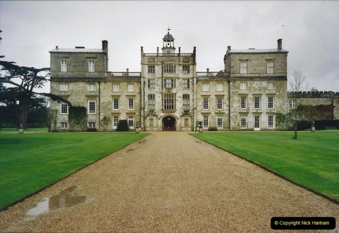 2000 Miscellaneous. (37) Wilton House, Wilton, Wiltshire. 037