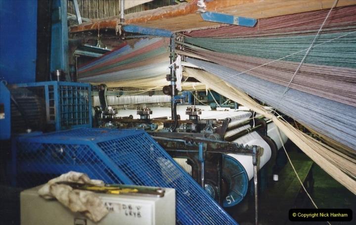 2000 Miscellaneous. (50) Wilton carpet making. 050