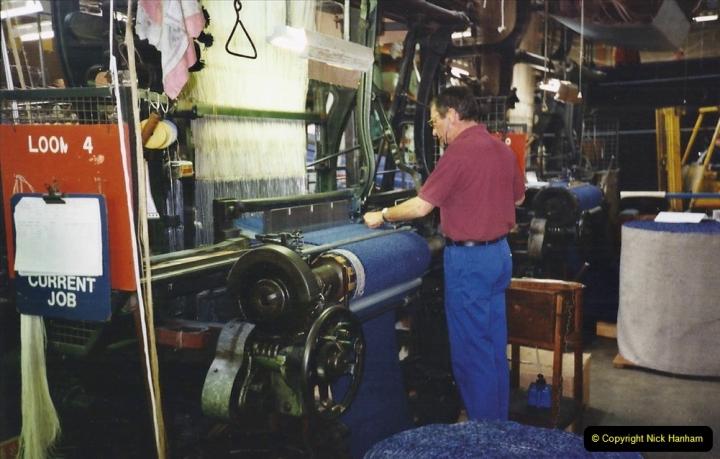 2000 Miscellaneous. (53) Wilton carpet making. 053