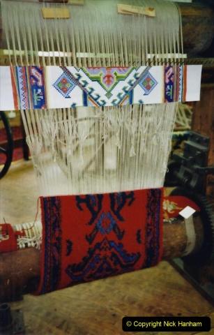 2000 Miscellaneous. (57) Wilton carpet making. 057