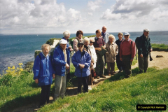 2000 Miscellaneous. (112) Your Host's Wife take a party of friends to Studland, Dorset.113