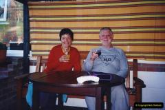 2000 Miscellaneous. (128) Our back garden. 129