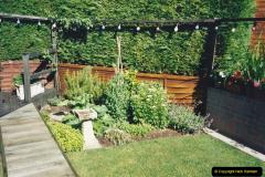 2000 Miscellaneous. (161) Our Back Garden. 162