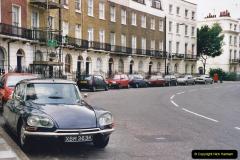 2000 Miscellaneous. (227) London. Mornington Crescent. 228