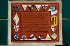 2000 Miscellaneous. (242) Poole Quay, Poole, Dorset. Poole Pottery. 243