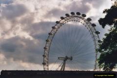 2000 Miscellaneous. (269) London Eye. 270