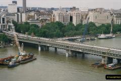 2000 Miscellaneous. (276) London Eye. Waterloo Bridge.277