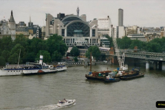 2000 Miscellaneous. (277) London Eye. Charring Cross.278