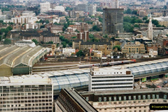 2000 Miscellaneous. (282) London Eye. Waterloo. 283
