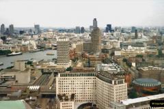 2000 Miscellaneous. (284) London Eye. The City.285