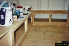 2000 Miscellaneous. (92) Your Host builds himself a new study. 093