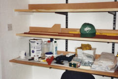 2000 Miscellaneous. (94) Your Host builds himself a new study. 095