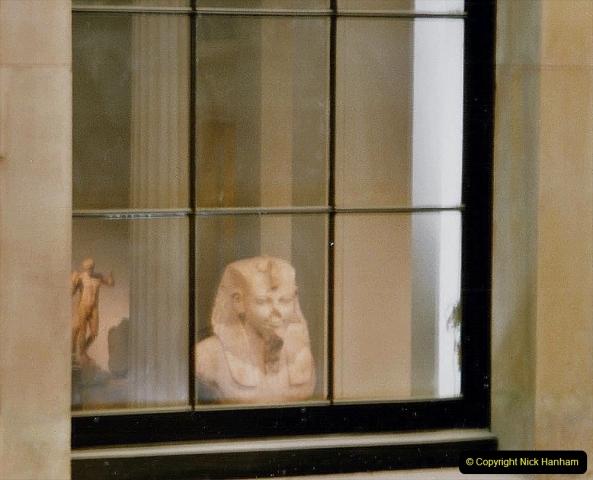2001 Miscellaneous. (10) London The British Museum.  010
