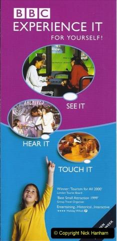 2001 Miscellaneous. (19) London BBC visit. 019