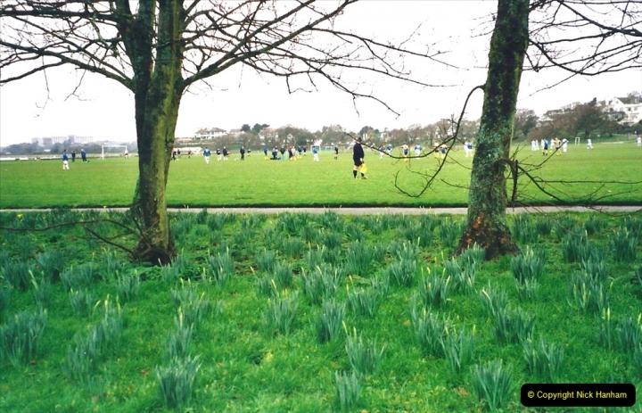 2001 Miscellaneous. (24) Whitecliff. Poole, Dorset. 024