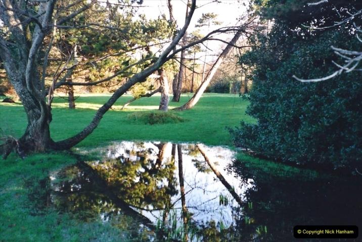2001 Miscellaneous. (25) Poole Park, Poole, Dorset. 025