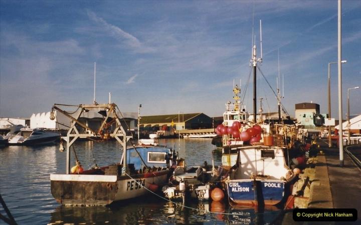 2001 Miscellaneous. (30) Poole Quay and area, Poole, Dorset. 030