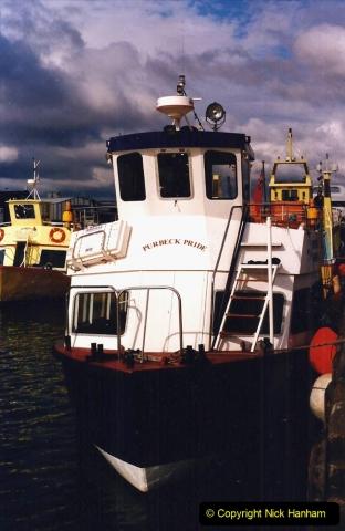 2001 Miscellaneous. (31) Poole Quay and area, Poole, Dorset. 031