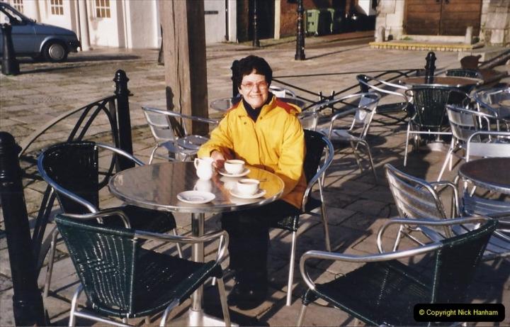 2001 Miscellaneous. (34) Poole Quay and area, Poole, Dorset. 034