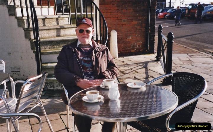 2001 Miscellaneous. (35) Poole Quay and area, Poole, Dorset. 035